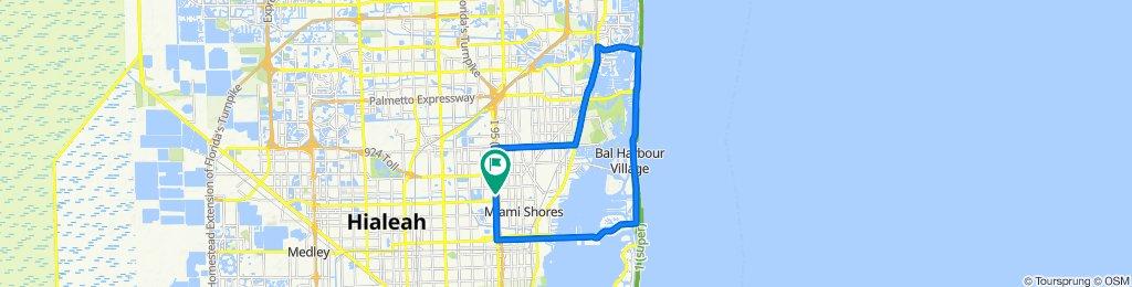 Northwest 7th Avenue 10645, Miami to NW 7 Av & NW 107 St
