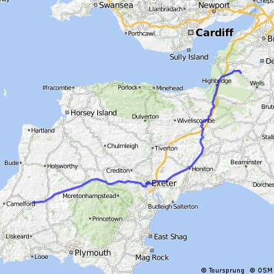 Day 1.5 - getting to cheddar