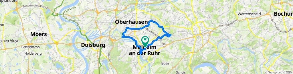 Wasserlandschaft Mülheim