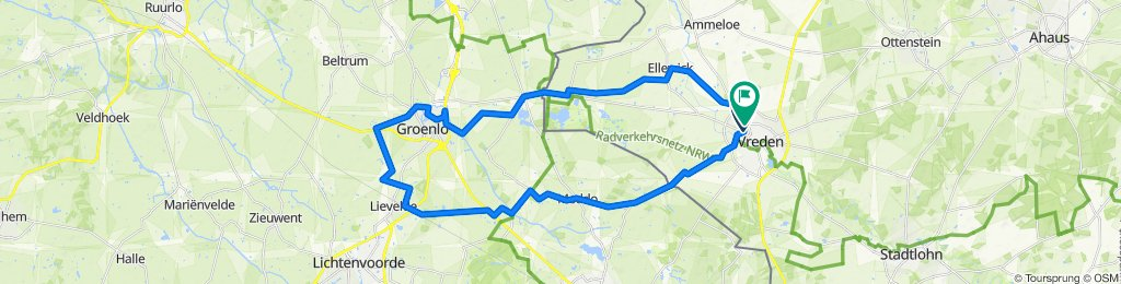 awv15e1-Vreden-Meddo-Lievelde-ErveKots-Groenlo-Zwolle-Zwillbrock-Vreden