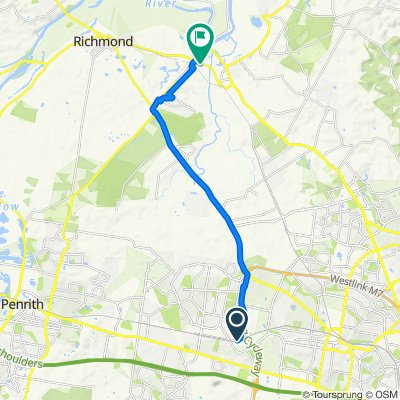North Parade 92, Rooty Hill to Day Street 22B, Windsor