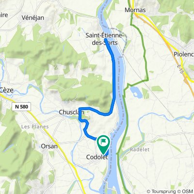 Cyclisme 20 km - TRICODOLET
