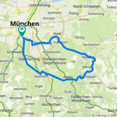 München Runde Südost