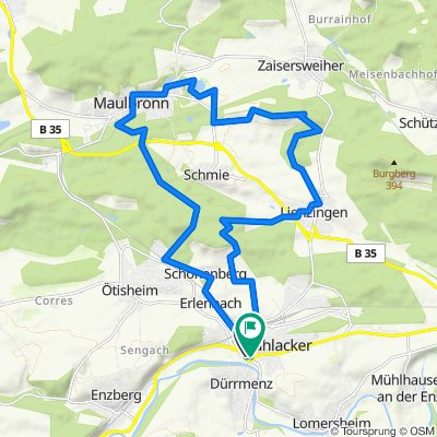 Kloster-Route