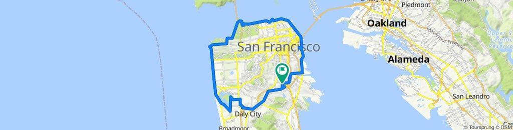 SF Circle