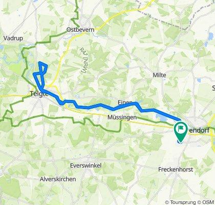 Trails Warendorf - Telgte