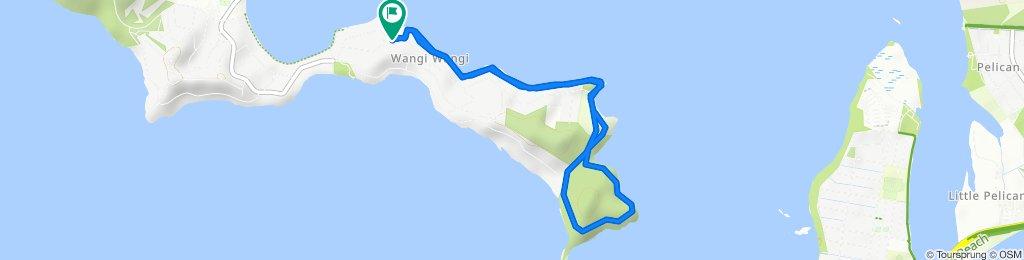 192B Watkins Road, Wangi Wangi to 190 Watkins Road, Wangi Wangi