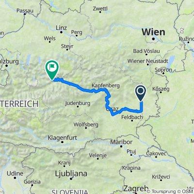 Wörterberg 10 nach Wörschachwald 129, Zlem