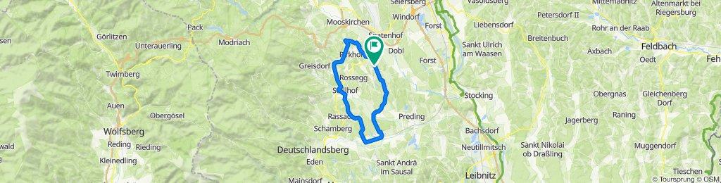 Sankt Josef (Weststeiermark) Radfahren