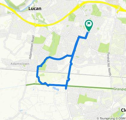 1A Colthurst Park, Lucan to 1 Colthurst Crescent, Lucan