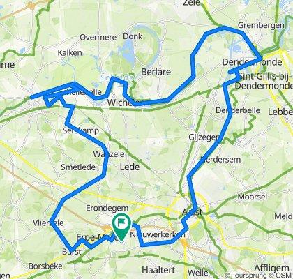 Wetteren - Dendermonde - Aalst