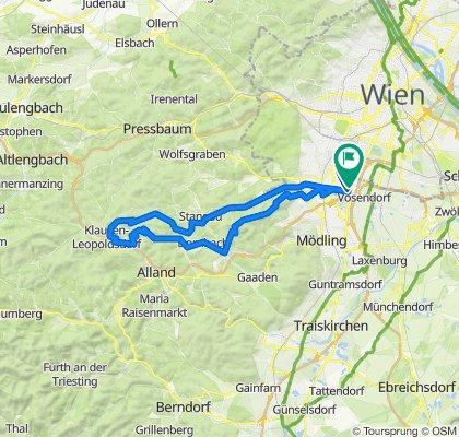 2020-04-05 4:55 Kalegeben Sulz Buchelbach Klau-Leob Grub Sittendorf Pdorf