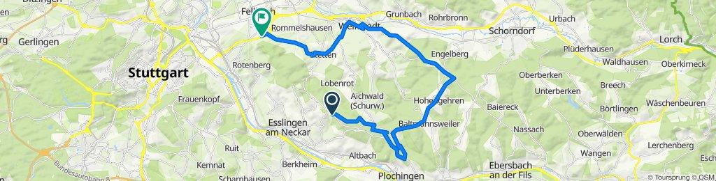 Große Schurrwaldrunde