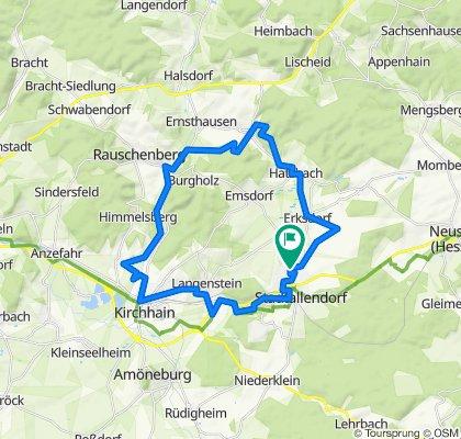 Hochstraße 71, Stadtallendorf nach Hochstraße 71, Stadtallendorf