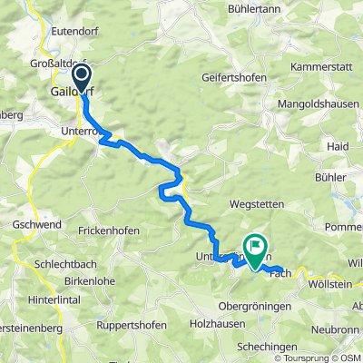 Gaildorf-Reichertshofen
