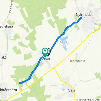 Easy ride in Rohod