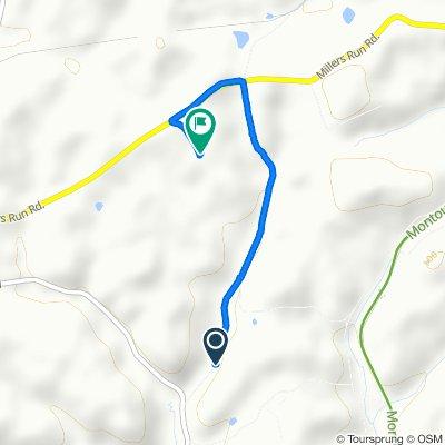 140–168 Pleasant Rd, Mc Donald to 1581 Millers Run Rd, Mc Donald 04/05/20