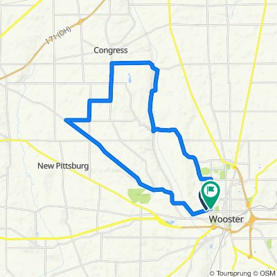 Wooster Cycling