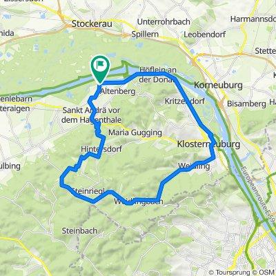 Altenberg-Runde