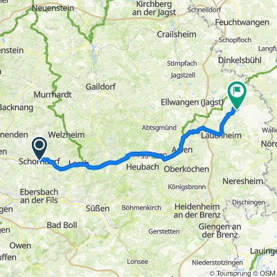 Schorndorf -Jagst Quelle