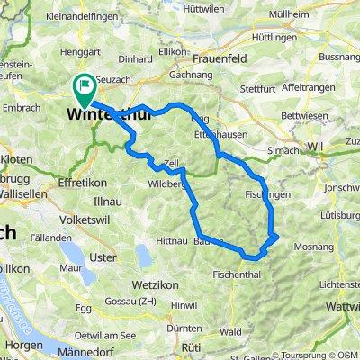 Winti-Hulftegg-Winti