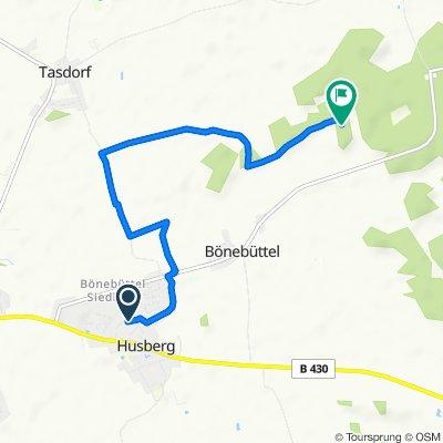Hasenredder 24, Bönebüttel nach Hans-Siem-Weg, Bönebüttel