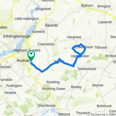 Headingley Road 52 to Headingley Road 56