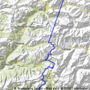 Ronda Trentino - 3. Tag