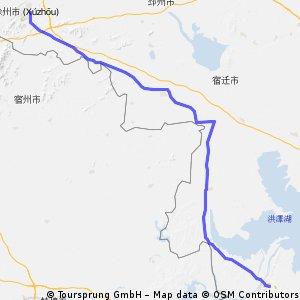 Xuzhou - Xuyi (225K)