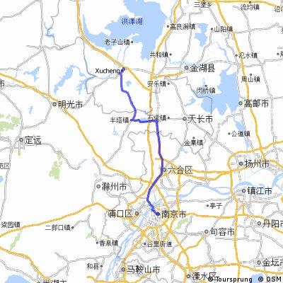 Xuyi - Nanjing (141K)