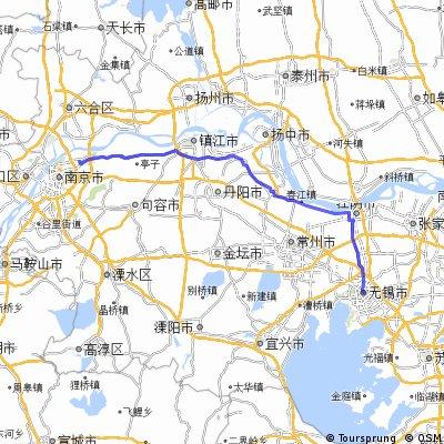 Nanjing - Wuxi (193K)