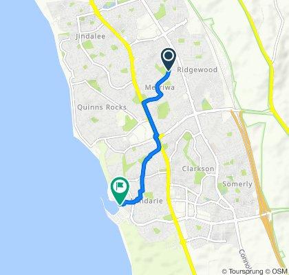 138–150 Baltimore Parade, Merriwa to 31 Ocean Falls Boulevard, Mindarie