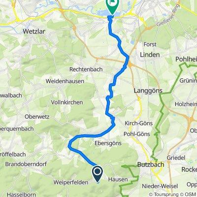 Espa-Dutenhofen (Kleebach-Route)