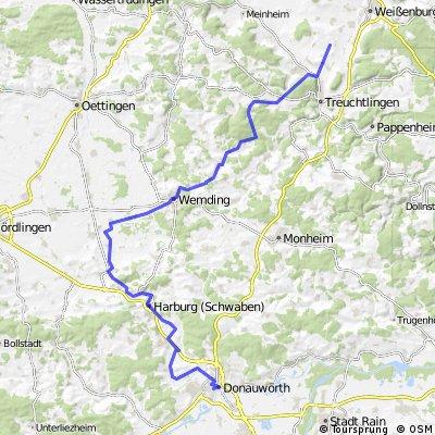 GOC Donauwörth - Treuchtlingen