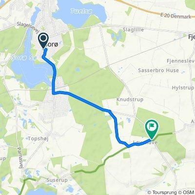 16 km Broby Overdrev