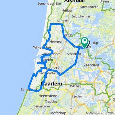 FVW Wormerveer-Castricum-Zandvoort