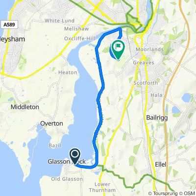 Victoria Inn to Knowsley Close 2