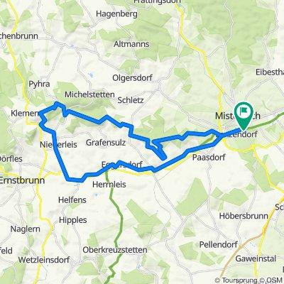 Gipfelkreuz Buschberg