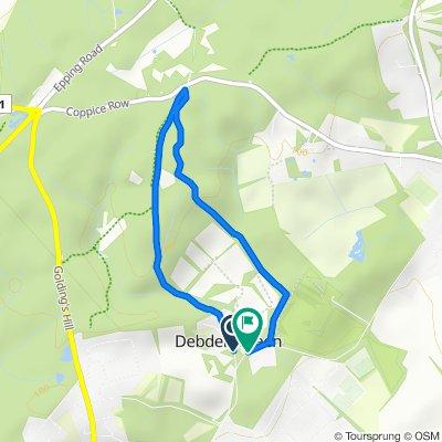 3.5 km 1 Climb / 1 Descent