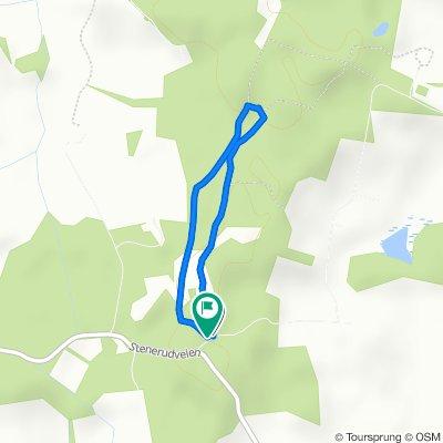 Kortrunden 2,5 km - Skaurom