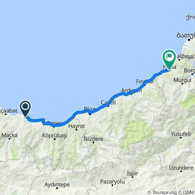 Trabzon - Hopa