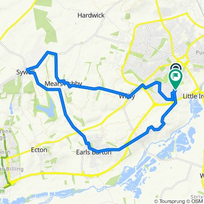 Cycle ride 11/04/2020