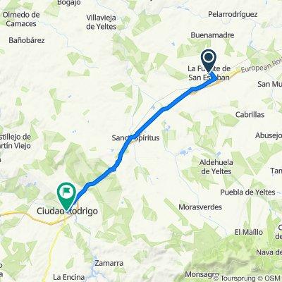 7 Fuente de San esteban-Ciudad Rodrigo
