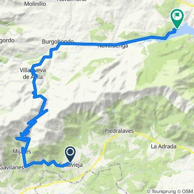 4 CasaVieja- Camping Pantano Del Burguillo