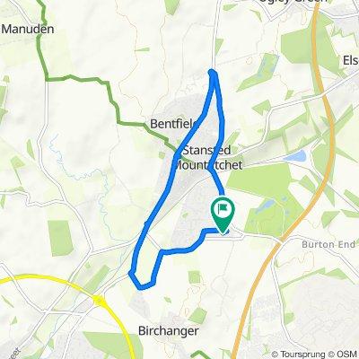 Medium Village Loop 4.5miles