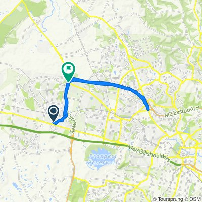 Rupertswood Road 86, Rooty Hill to Will Close 7, Glendenning