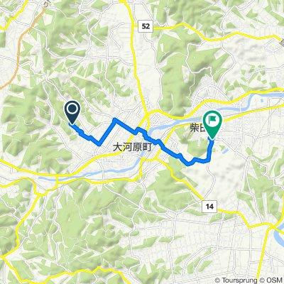 穩定的乘坐 柴田郡柴田町