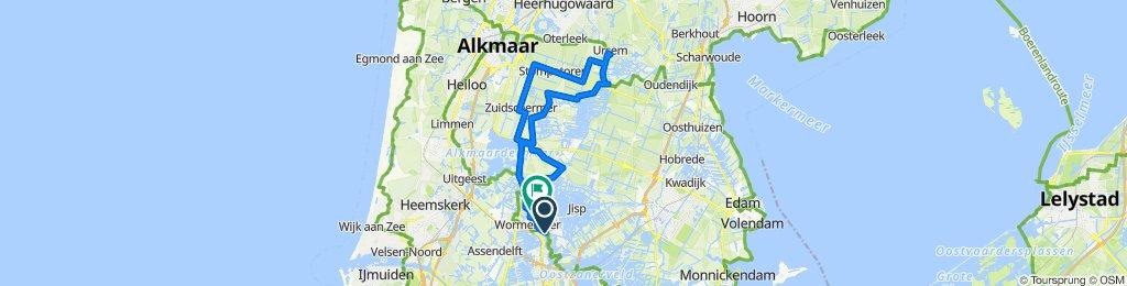 FVW Drive By Ursem 55km