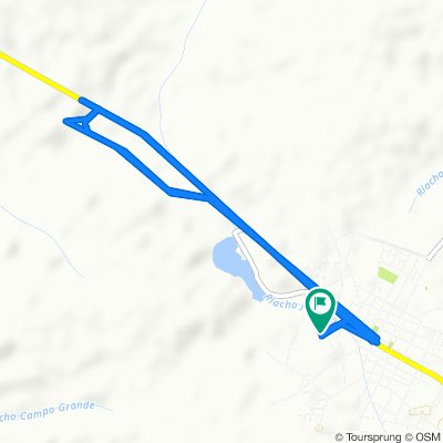 Passeio rápido em Martinópole