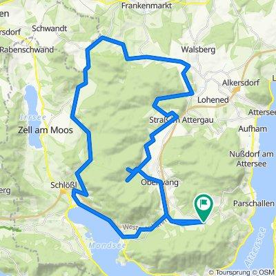 Oberaschau 4 nach Oberaschau 4